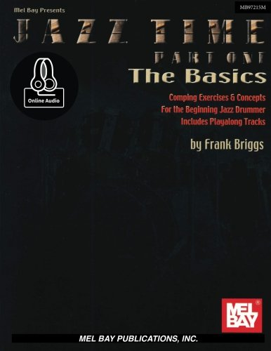 9780786687060: Jazz Time Part One - the Basics