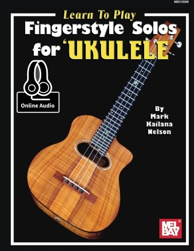 9780786687213: Learn to Play Fingerstyle Solos for Ukulele