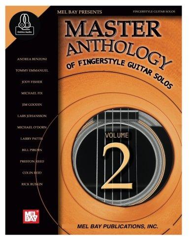 Master Anthology of Fingerstyle Guitar Solos, Volume 2: Stephen Rekas