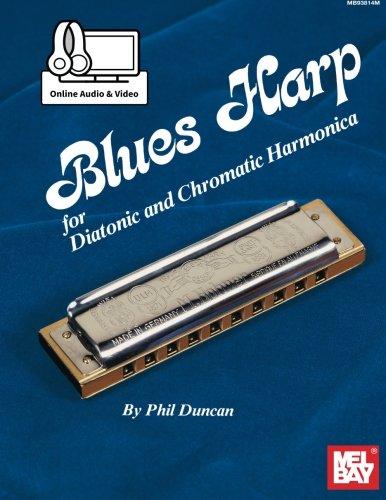 9780786687428: Blues Harp: for Diatonic and Chromatic Harmonica