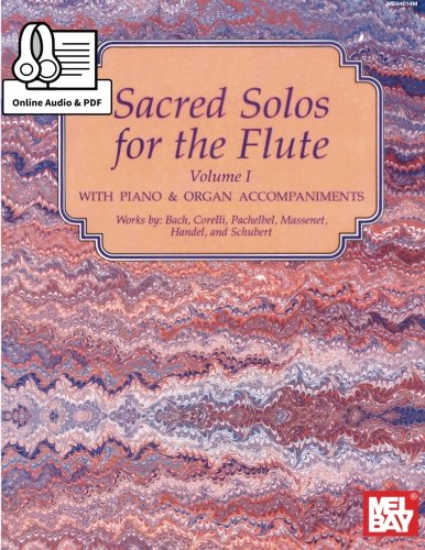 9780786687503: Sacred Solos for the Flute Volume 1