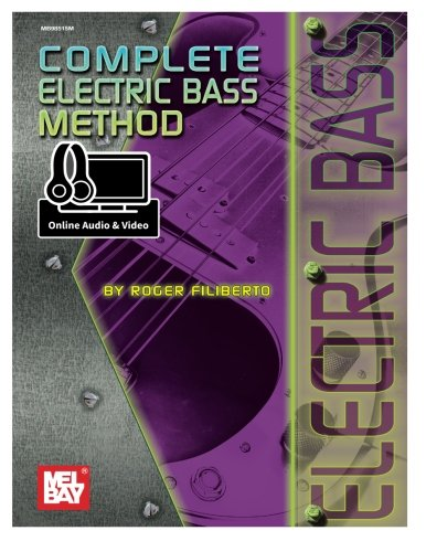 9780786687602: Complete Electric Bass Method