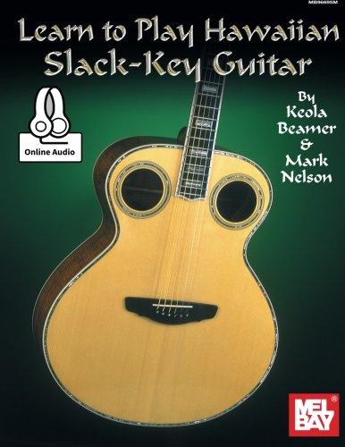 Learn to Play Hawaiian Slack Key Guitar: Mark