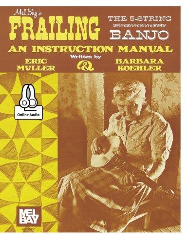 9780786687732: Frailing the 5-String Banjo