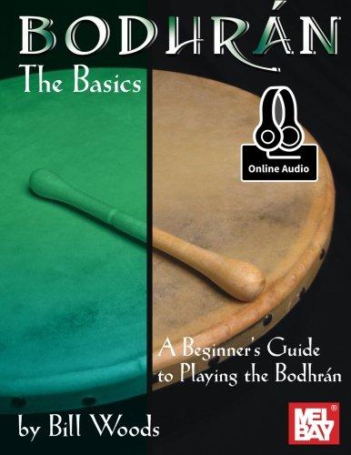 9780786687800: Bodhran the Basics: Includes Online Audio