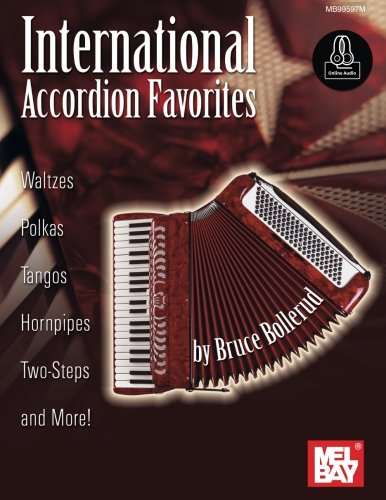 9780786687831: International Accordion Favorites