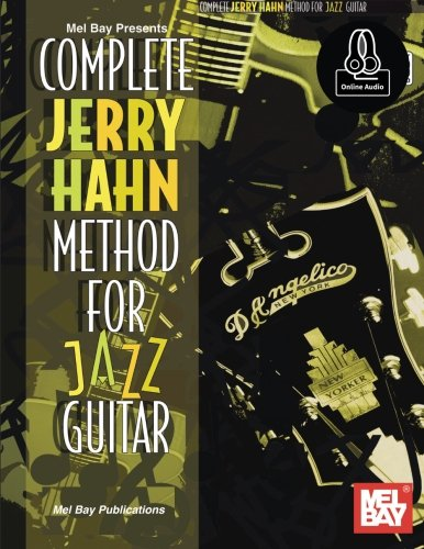 9780786687909: Complete Jerry Hahn Method for Jazz Guitar
