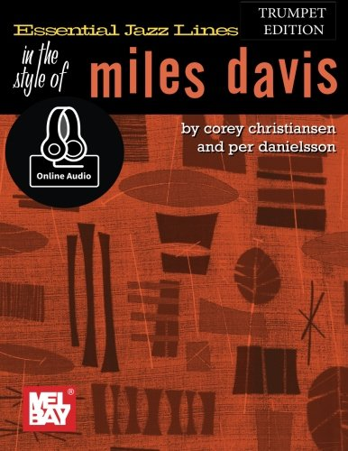 9780786688050: Essential Jazz Lines: Miles Davis - Trumpet Edition