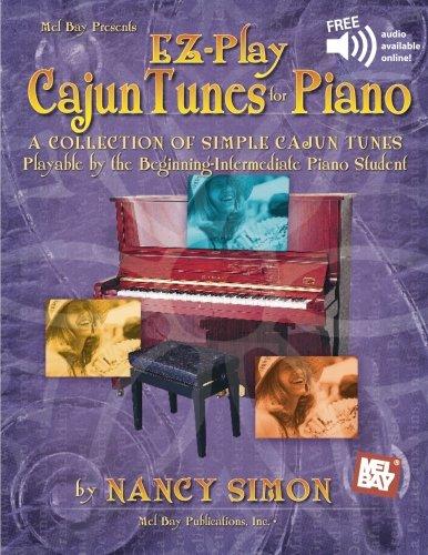 9780786688067: EZ-Play Cajun Tunes for Piano: A Collection of Fun to Play Simple Cajun Tunes