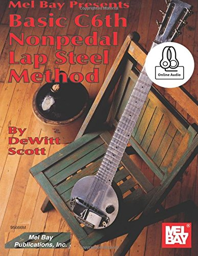 9780786688197: Basic C6th Nonpedal Lap Steel Method