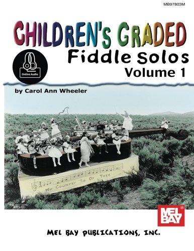 9780786688418: Children's Graded Fiddle Solos Volume 1