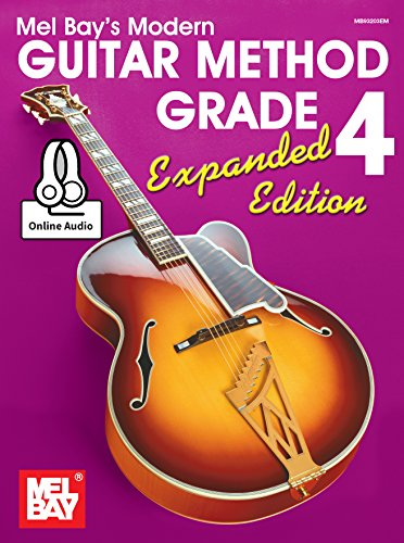 9780786688623: Modern Guitar Method Grade 4, Expanded Edition