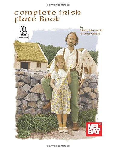9780786688760: Complete Irish Flute Book