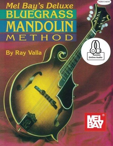 9780786688883: Deluxe Bluegrass Mandolin Method