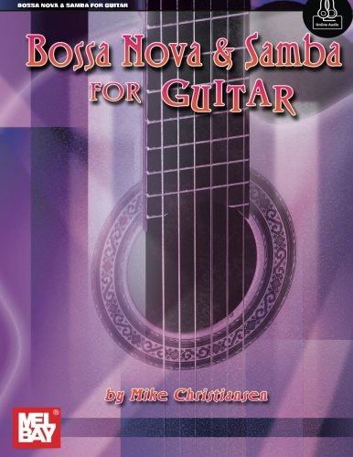 9780786688951: Bossa Nova and Samba for Guitar
