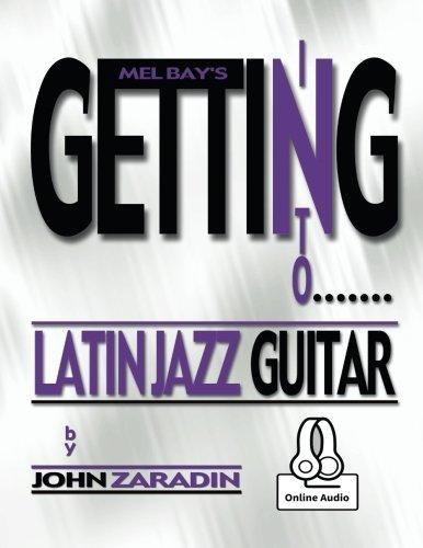 9780786689088: Getting into Latin Jazz Guitar