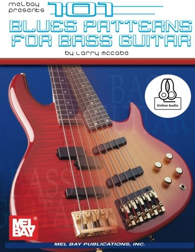 9780786689231: 101 Blues Patterns for Bass Guitar (Mccabe's 101)
