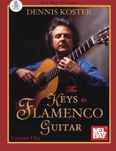 9780786689262: The Keys to Flamenco Guitar Volume 1