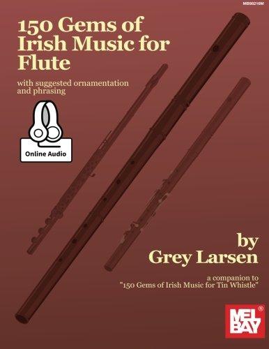 9780786689408: 150 Gems of Irish Music for Flute