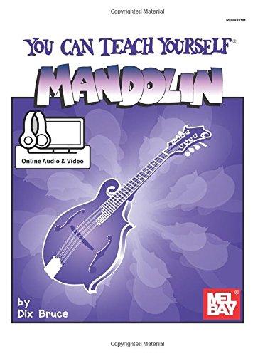 9780786689798: You Can Teach Yourself Mandolin