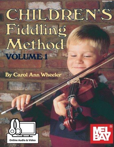 9780786689828: Children's Fiddling Method Volume 1