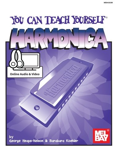 9780786689897: You Can Teach Yourself Harmonica