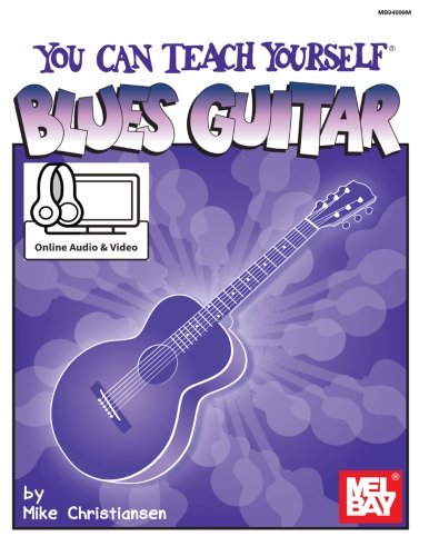 9780786689927: YOU CAN TEACH YOURSELF BLUES GUITAR