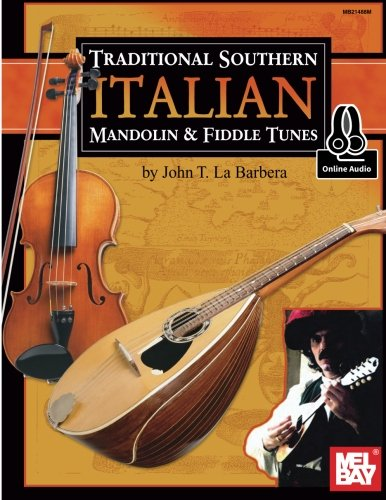 9780786689965: Traditional Southern Italian Mandolin & Fiddle Tunes