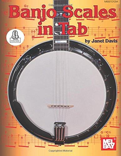 9780786690459: Banjo Scales in Tab