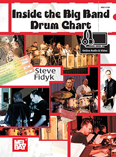 9780786690657: Inside the Big Band Drum Chart
