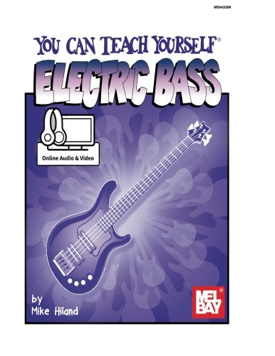 9780786690688: Mike Hiland: You Can Teach Yourself Electric Bass (Book/Online Audio/Video) +Telechargement