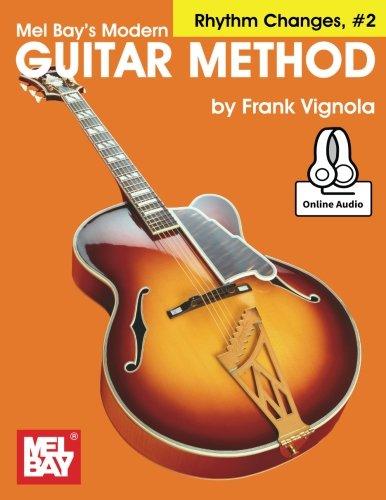 9780786691173: Modern Guitar Method, Rhythm Changes #2