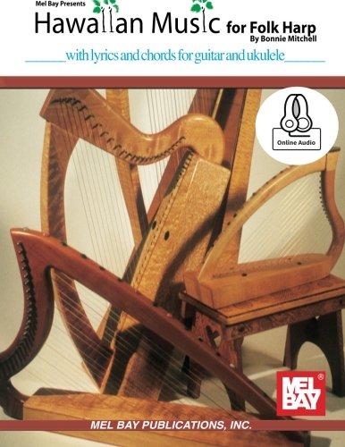 9780786691203: Hawaiian Music for Folk Harp: with lyrics and chords for guitar and ukulele