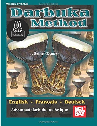 9780786691449: Darbuka Method