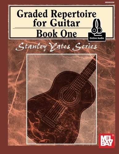 9780786691579: Graded Repertoire for Guitar: Includes Online Audio: 1