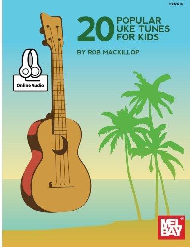 9780786691616: 20 Popular Uke Tunes for Kids: Includes Online Audio