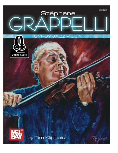 9780786691760: Stephane Grappelli Gypsy Jazz Violin