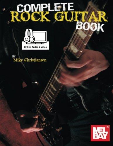9780786691791: Complete Rock Guitar Book
