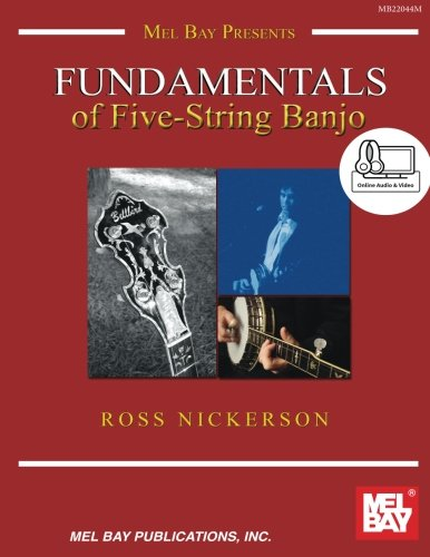 9780786691913: Fundamentals of Five-String Banjo