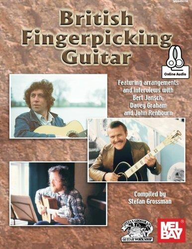 9780786692057: British Fingerpicking Guitar