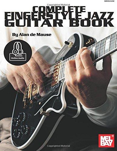 9780786692095: Complete Fingerstyle Jazz Guitar Book