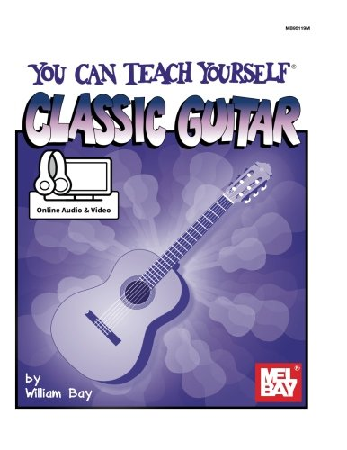 9780786692217: You Can Teach Yourself Classic Guitar