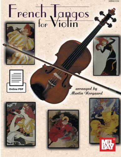 9780786692446: French Tangos for Violin
