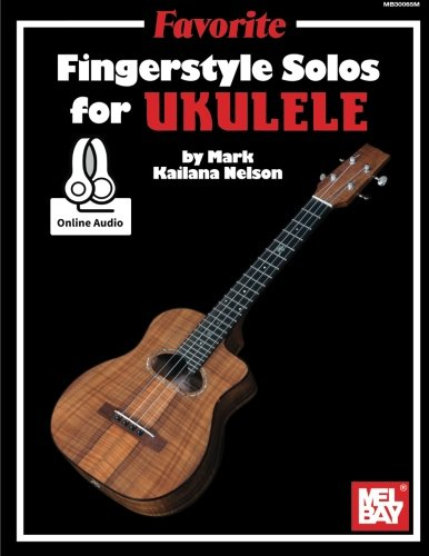 9780786692613: Favorite Fingerstyle Solos for Ukulele: Includes Online Audio
