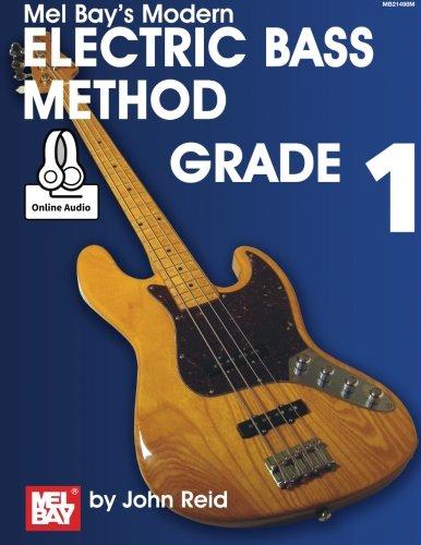 9780786692811: Modern Electric Bass Method, Grade 1 (Modern Method)