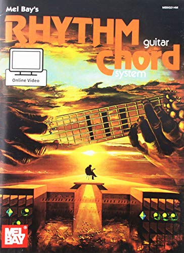 9780786692972: Mel Bay's Rhythm Guitar Chord System: With Online Video