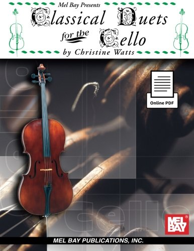 9780786693047: Classical Duets for the Cello