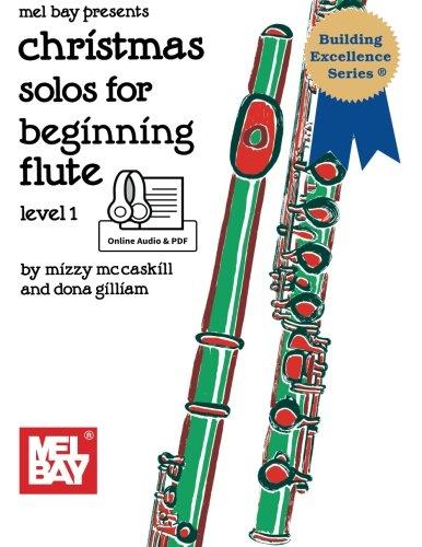 9780786693122: Christmas Solos for Beginning Flute, Level 1