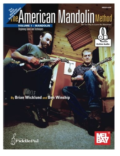 9780786693139: American Mandolin Method Volume 1
