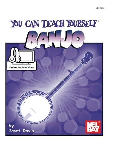 9780786693214: You Can Teach Yourself Banjo